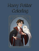 Harry Potter Coloring