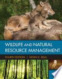 Wildlife Natural Resource Management