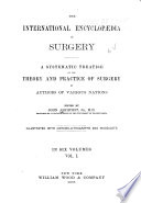 The International Encyclopaedia of Surgery