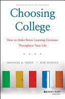 Choosing College Pdf/ePub eBook