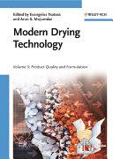 Modern Drying Technology, Volume 3