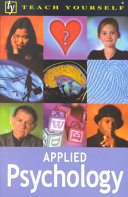 Teach Yourself Applied Psychology Book PDF