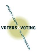 Voters and Voting Pdf/ePub eBook