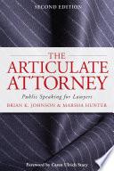 The Articulate Attorney Book