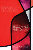 Becoming Missional