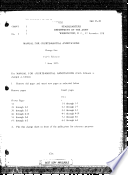 Manual for Courts-Martial Annotations