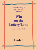 Win on the Lottery Lotto    and on the Pools Book PDF