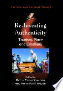 Re Investing Authenticity