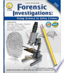 Forensic Investigations, Grades 6 - 8