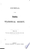 Journal of the Dublin Statistical Society