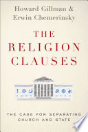 The Religion Clauses