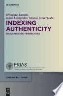 Indexing Authenticity
