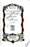 The Last Vendee  Or  The She wolves of Machecoul Book