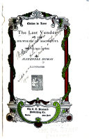 Pdf The Last Vendee, Or, The She-wolves of Machecoul