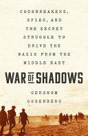 War of Shadows Book PDF