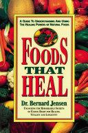 Foods That Heal Pdf/ePub eBook