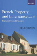 French Property and Inheritance Law