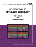 Introduction to Petroleum Seismology