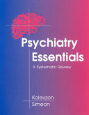 Psychiatry Essentials