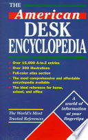 The American Desk Encyclopedia