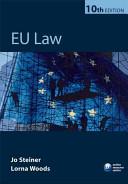 Cover of EU Law