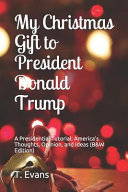 My Christmas Gift to President Donald Trump: A Presidential Tutorial: America