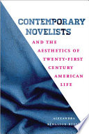 Contemporary Novelists and the Aesthetics of Twenty First Century American Life