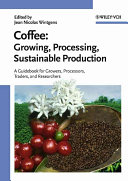 Coffee  Growing  Processing  Sustainable Production