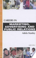 Careers in Marketing, Advertising and Public Relations