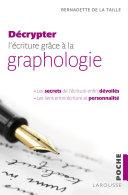 Pdf Décrypter l'écriture grâce à la graphologie Telecharger