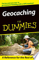 """Geocaching For Dummies"" by Joel McNamara"