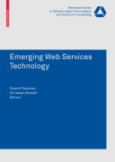 Emerging Web Services Technology