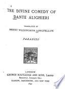 The Divine Comedy of Dante Alighieri: Puragatorio