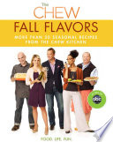 The Chew: Fall Flavors