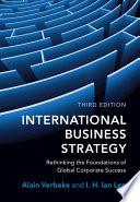 International Business Strategy Book