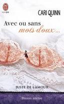 Juste de l'amour (Tome 2) - Avec ou sans mots doux...