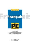 Le manuel de français du PE