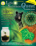 Life Science Quest for Middle Grades, Grades 6 - 8