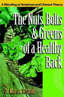The Nuts  Bolts   Greens of a Healthy Back Book