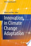 Innovation in Climate Change Adaptation Book