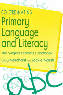Co Ordinating Primary Language and Literacy
