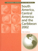 South America, Central America and the Carribean 2002