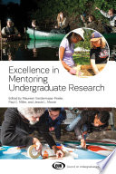 Excellence in Mentoring Undergraduate Research