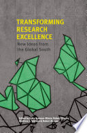 Transforming Research Excellence Book PDF