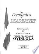 The Dynamics of Leadership