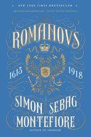 The Romanovs Pdf/ePub eBook