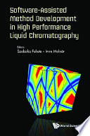 Software Assisted Method Development In High Performance Liquid Chromatography Book PDF