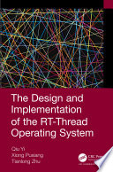 The Design and Implementation of the RT Thread Operating System Book