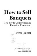 How to Sell Banquets
