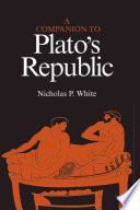 A Companion to Plato's Republic
